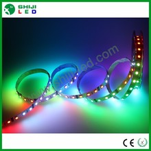 DMX <strong>RGB</strong> SMD5050 LED digital 60leds DMX LED strip with madrix