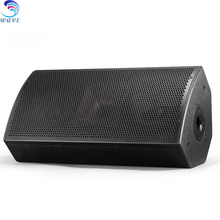 China audio dual 8 inch stage monitor speaker / professional loudspeaker