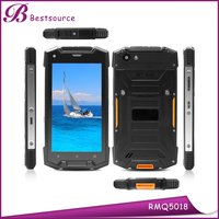 4G LTE android 5.1 dual sim IP68 waterproof dustproof military rugged cell smartphone