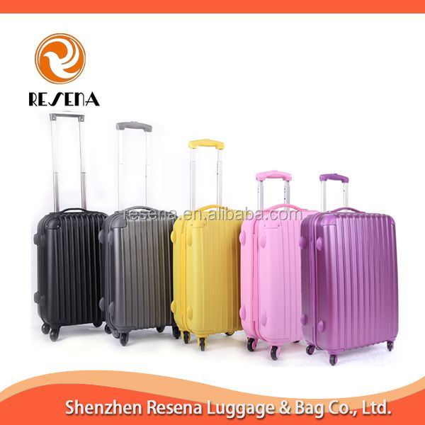 ABS Travel Luggage Bag ABS Trolley Luggag