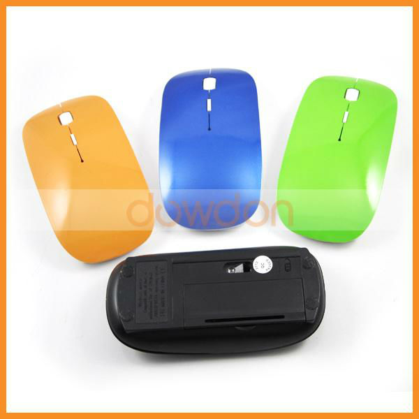 Cheap Bluetooth Air Mouse In Apple Shape