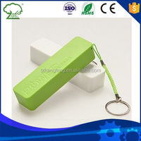 Gift Perfume Slim Keyring, 18650 Battery PowerBank External Portable
