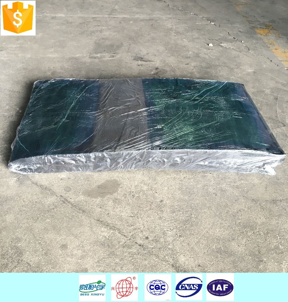 Environmental reclaimed rubber