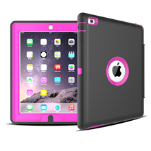 Popular Auto Wake Sleep Drop Resistance Kids Proof Case For iPad 2 3 4