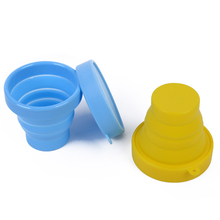 Home use temperature color change silicone <strong>cup</strong>
