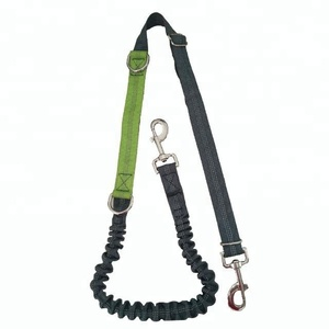 Heavy Duty Sturdy 3 Way Nylon No Tangle Dog Pet Coupler bungee Leash price