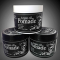 Professional new hair styling product hair wax styling black edge control china wholesale