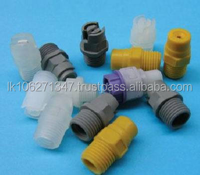 best quality inexpensive plastic nozzle full cone, flat fan,fog
