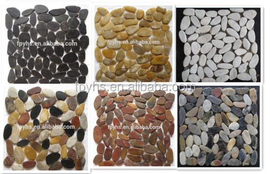 colored gravel for landscaping