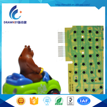 High quality Customized Flexible circuit board Silk Printing Circuit for toy