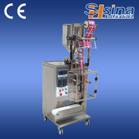 ketchup sachet filling machine trial cosmetics sachet filling machine