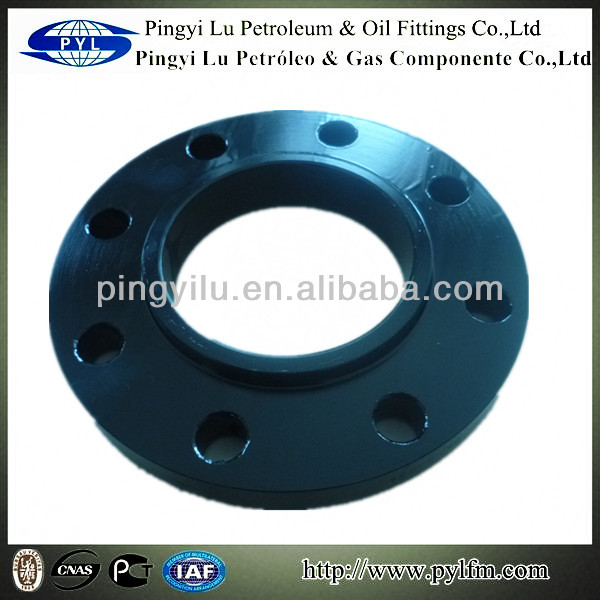 Class 150 carbon steel slip-on ANSI b1615 flange am