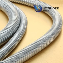 LEINUOER Cable Protector corrugated flexible metal conduit