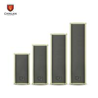 Chnlan Public Address System 10W 20W 30W 40W Outdoor Series Waterproof Column speakers