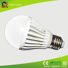 B22 E27 7W SMD5730 Plastic high power led bulb light wholesale