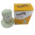 fast delivery dual L.O.Frequency c band lnb especially for brazil market