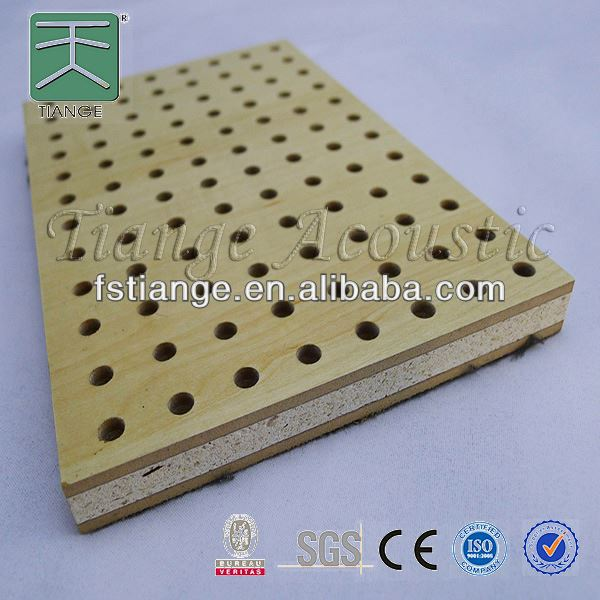 micro perforated panel/perforated acoustic panel