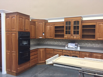 Beech solid wood kitchen cabinet buy modern kitchen for Beech wood kitchen cabinets