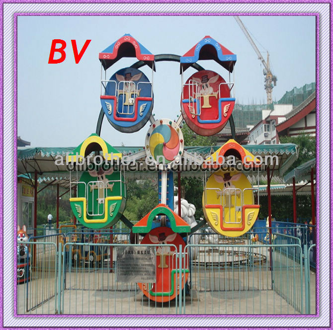 Theme Park Ferris Wheel,Mini Ferris Wheel Amusement Rides