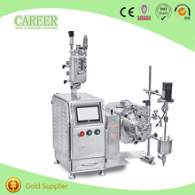 small scale Lab Bead Mill grinding machine