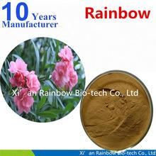 Plastic nerium oleander leaf extract made in China