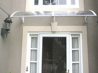 used window canopy designs,decorative glass canopy awnings
