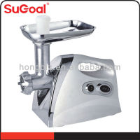 2014 Sugoal kitchen appliance meat grinder price mini chopper