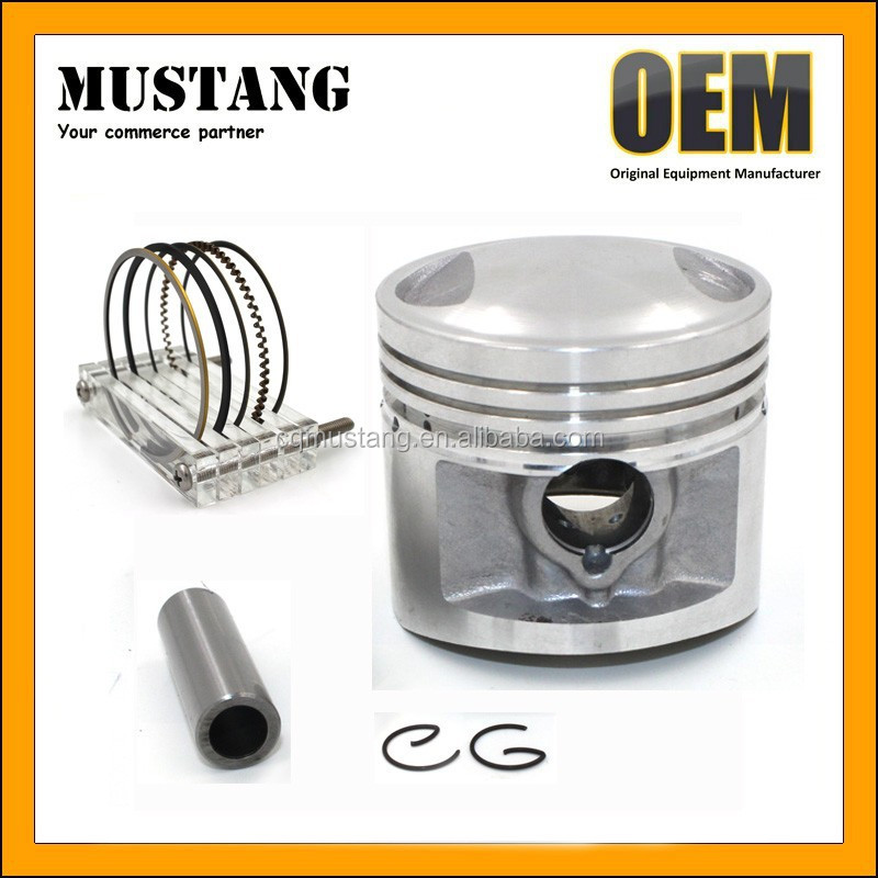 OEM CG125 Aluminum Motorcycle Rings Piston and Piston Pin