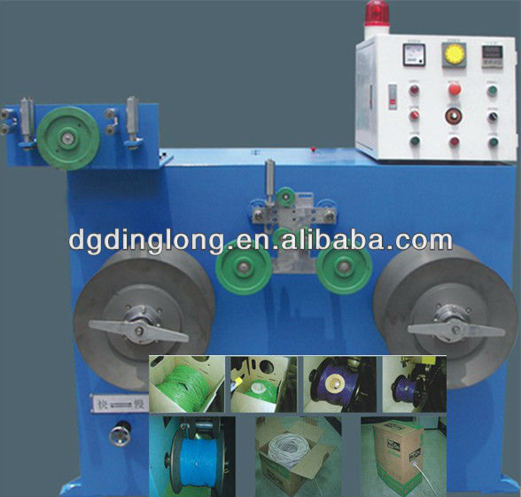 Sell Lan Cable Equipment/Lan Cable Making (Manufacturing) Machine