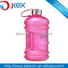 2.2L BPA free PETG plastic water jug with handle
