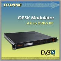 (DMB-9500) DVB-S Modulator integrated with 1-channel CVBS encoder