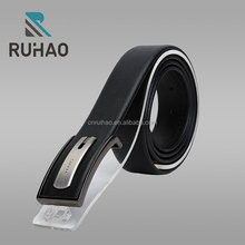 Factory OEM design leather belts for men belt leather