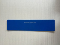 High quality 3mm Blue Smooth PVC Conveyor Belt