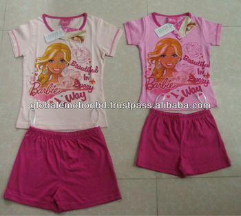 children clothing set, high quality summer clothing set