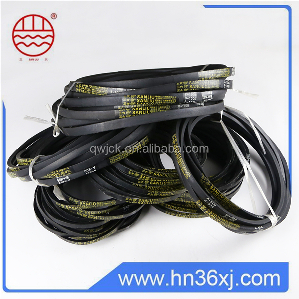 Hunan druable endless industrial sewing machine belts