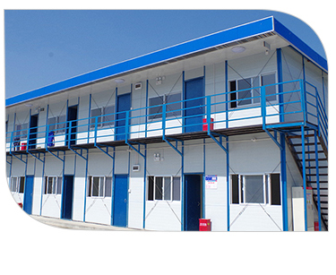 InfiCreation steel premade container homes factory price for booth-14