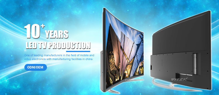 "Popular Smart Curved TV A Grade Panel Best Quality OEM ODM 49"" 55"" 65"" UHD TV Curved from China"