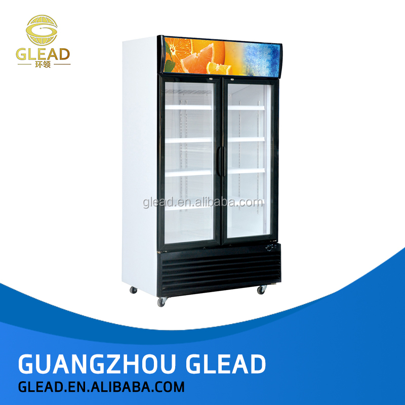 2016 Factory Price soft drink supermarket bakery showcase refrigerator