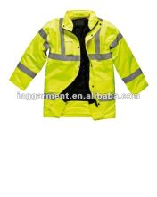 HI-vis Industrial Working Jackets