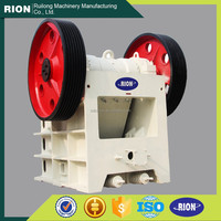 Hot sell stone jaw crusher for stone crushing with competitive price