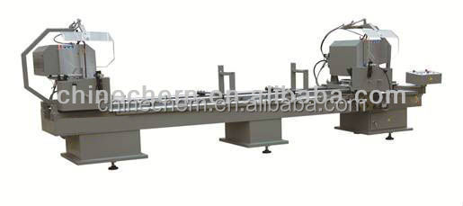 UPVC Double Head Mitre Saw Angle Saw Cutting Machines