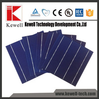 High efficiency best price per watt 6x6 inch photovoltaic polycrystalline solar cell for solar panel