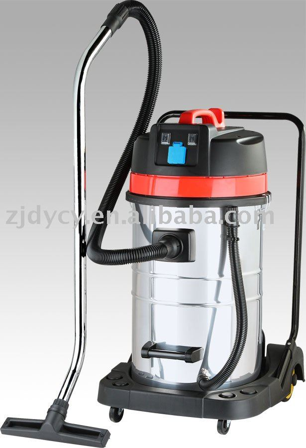 synchronous function industrial wet and dry vacuum cleaner