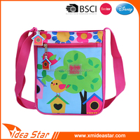 New arrival cheap small portable cute messenger school bag children