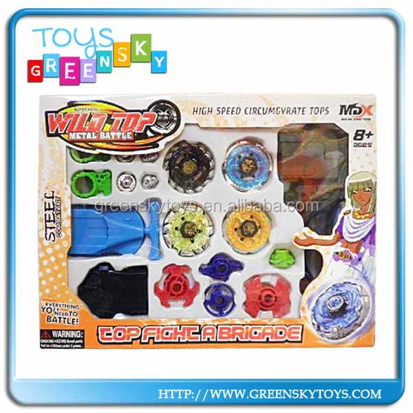 Metal Spinning Top Toys Beyblade Battle Spin Top for kids