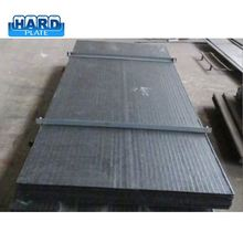 Next-generation wholesale for heavy machinery double metal clad wear resisting plate