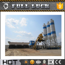 40 m3/h mobile ready-mixed concrete asphalt mixing plant