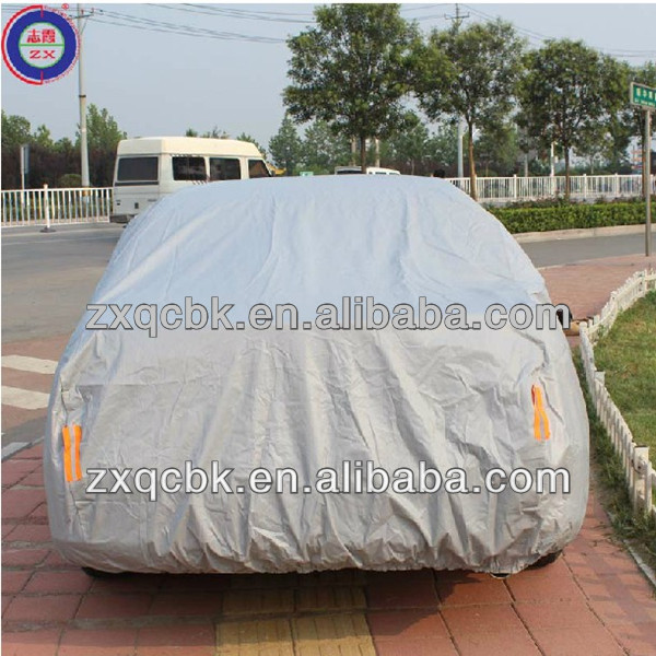 ZX folding hail protection car cover/popular sale car cover