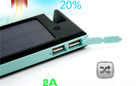 OEM Solar Power Bank waterproof external power bank 10000mah solar power bank for iPad ,mobile phone