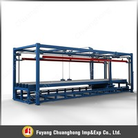 Corrosion-Resisting Eps Foam Sheet Cutting Machinery